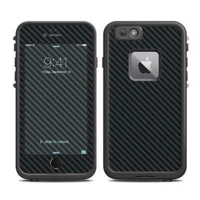 Lifeproof iPhone 6 Plus Fre Case Skin - Carbon