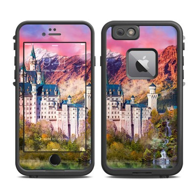 Lifeproof iPhone 6 Plus Fre Case Skin - Castle Majesty