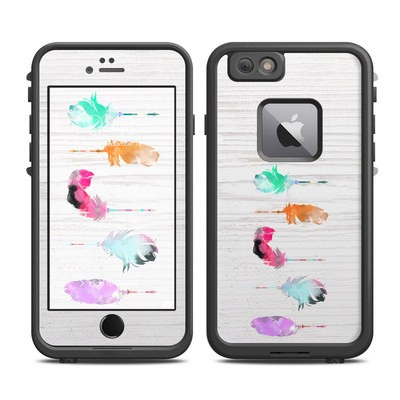 Lifeproof iPhone 6 Plus Fre Case Skin - Compass