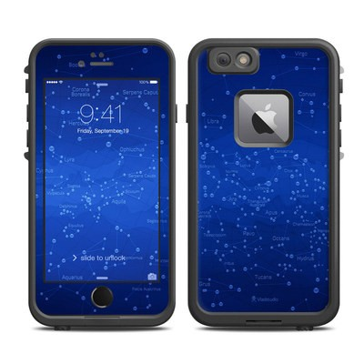 Lifeproof iPhone 6 Plus Fre Case Skin - Constellations