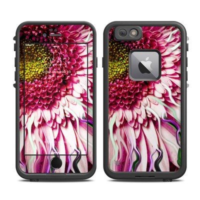 Lifeproof iPhone 6 Plus Fre Case Skin - Crazy Daisy