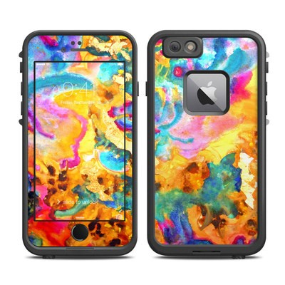 Lifeproof iPhone 6 Plus Fre Case Skin - Dawn Dance