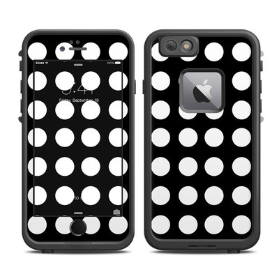 Lifeproof iPhone 6 Plus Fre Case Skin - Dot Riot