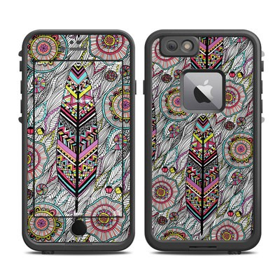 Lifeproof iPhone 6 Plus Fre Case Skin - Dream Feather