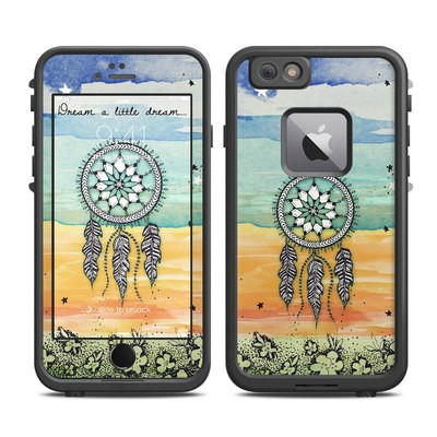 Lifeproof iPhone 6 Plus Fre Case Skin - Dream A Little