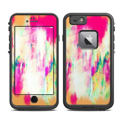 Lifeproof iPhone 6 Plus Fre Case Skin - Electric Haze