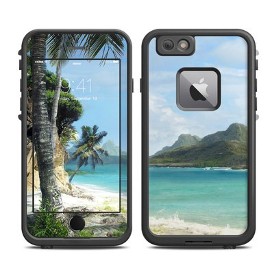 Lifeproof iPhone 6 Plus Fre Case Skin - El Paradiso