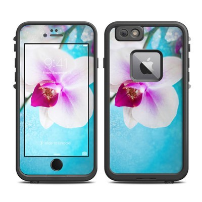 Lifeproof iPhone 6 Plus Fre Case Skin - Eva's Flower