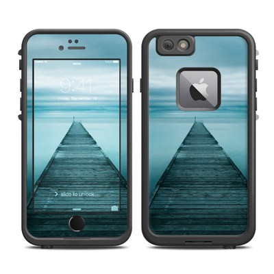 Lifeproof iPhone 6 Plus Fre Case Skin - Evening Stillness