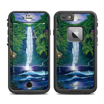 Lifeproof iPhone 6 Plus Fre Case Skin - In The Falls Of Light