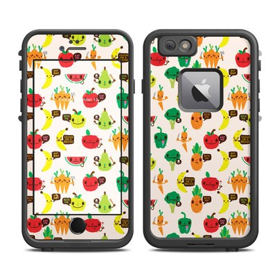 Lifeproof iPhone 6 Plus Fre Case Skin - Fooditude