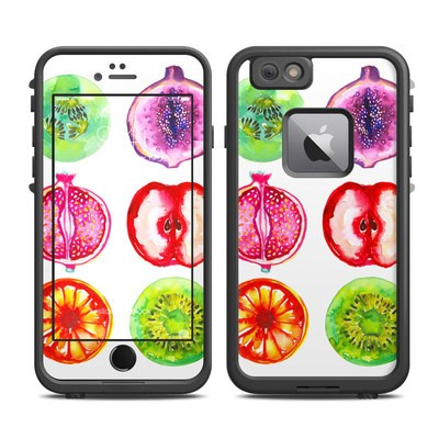 Lifeproof iPhone 6 Plus Fre Case Skin - Fruits