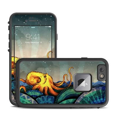 Lifeproof iPhone 6 Plus Fre Case Skin - From the Deep