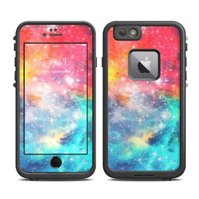 Lifeproof iPhone 6 Plus Fre Case Skin - Galactic
