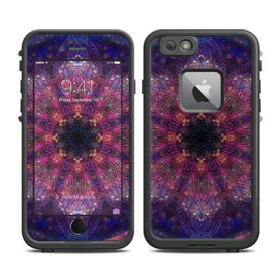 Lifeproof iPhone 6 Plus Fre Case Skin - Galactic Mandala