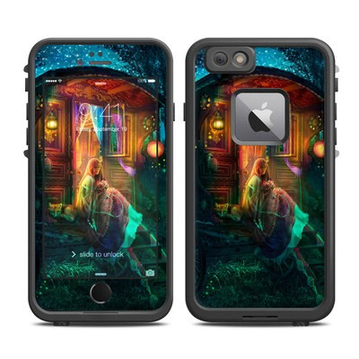 Lifeproof iPhone 6 Plus Fre Case Skin - Gypsy Firefly