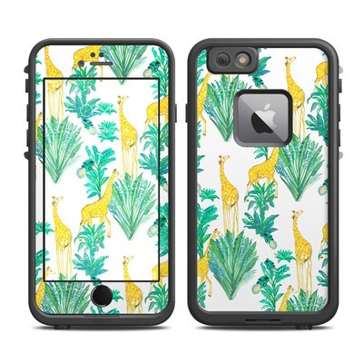 Lifeproof iPhone 6 Plus Fre Case Skin - Girafa