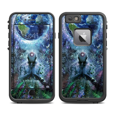 Lifeproof iPhone 6 Plus Fre Case Skin - Gratitude