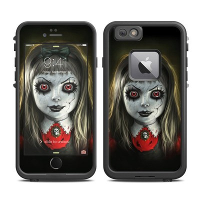 Lifeproof iPhone 6 Plus Fre Case Skin - Haunted Doll