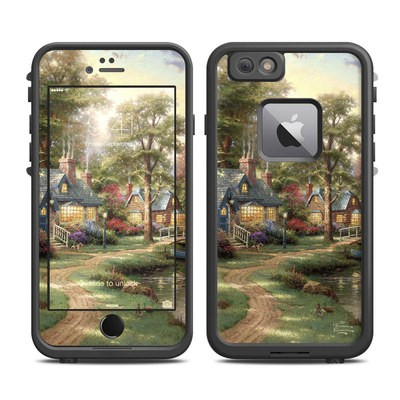 Lifeproof iPhone 6 Plus Fre Case Skin - Hometown Lake