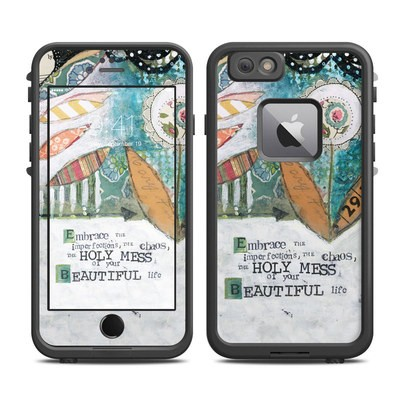 Lifeproof iPhone 6 Plus Fre Case Skin - Holy Mess