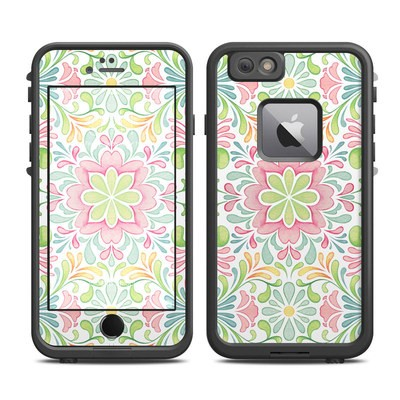 Lifeproof iPhone 6 Plus Fre Case Skin - Honeysuckle