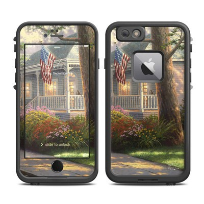 Lifeproof iPhone 6 Plus Fre Case Skin - Hometown Pride