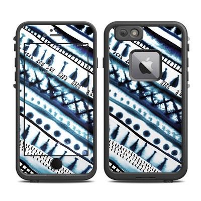 Lifeproof iPhone 6 Plus Fre Case Skin - Indigo