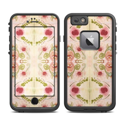 Lifeproof iPhone 6 Plus Fre Case Skin - Kali Floral