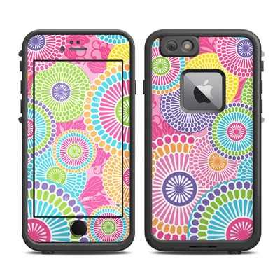 Lifeproof iPhone 6 Plus Fre Case Skin - Kyoto Springtime