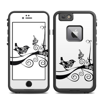 Lifeproof iPhone 6 Plus Fre Case Skin - Little Curly
