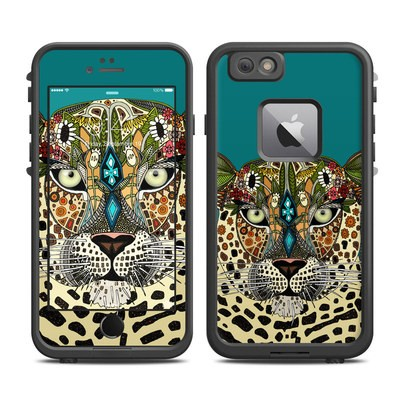 Lifeproof iPhone 6 Plus Fre Case Skin - Leopard Queen