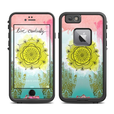 Lifeproof iPhone 6 Plus Fre Case Skin - Live Creative