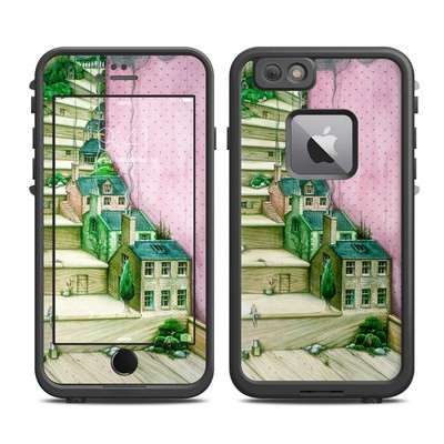 Lifeproof iPhone 6 Plus Fre Case Skin - Living Stairs