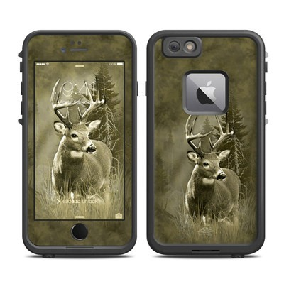Lifeproof iPhone 6 Plus Fre Case Skin - Lone Buck