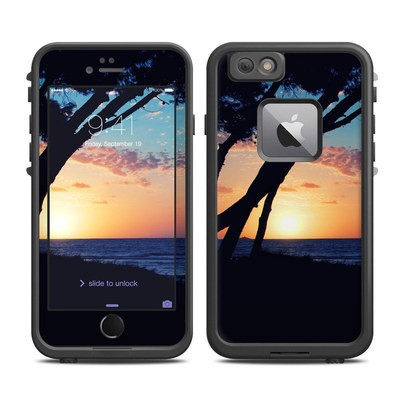Lifeproof iPhone 6 Plus Fre Case Skin - Mallorca Sunrise