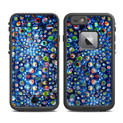 Lifeproof iPhone 6 Plus Fre Case Skin - My Blue Heaven