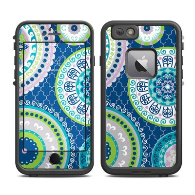 Lifeproof iPhone 6 Plus Fre Case Skin - Medallions