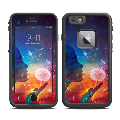 Lifeproof iPhone 6 Plus Fre Case Skin - Million Stars