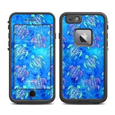 Lifeproof iPhone 6 Plus Fre Case Skin - Mother Earth