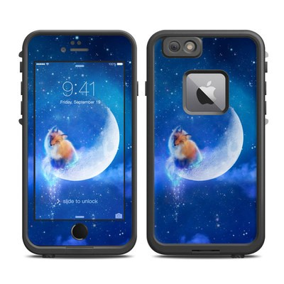 Lifeproof iPhone 6 Plus Fre Case Skin - Moon Fox