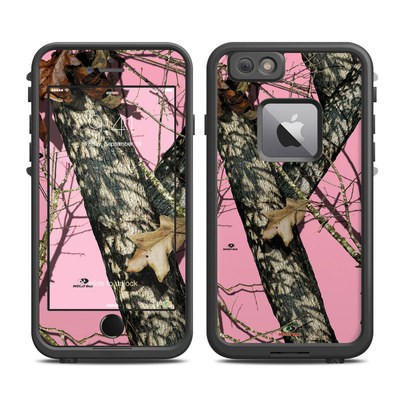 Lifeproof iPhone 6 Plus Fre Case Skin - Break-Up Pink