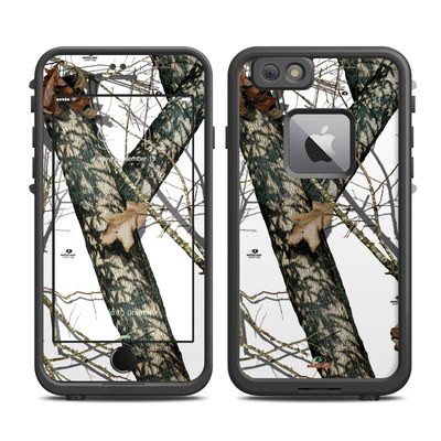 Lifeproof iPhone 6 Plus Fre Case Skin - Winter