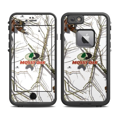 Lifeproof iPhone 6 Plus Fre Case Skin - Break-Up Lifestyles Snow Drift