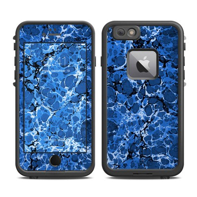 Lifeproof iPhone 6 Plus Fre Case Skin - Marble Bubbles