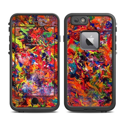 Lifeproof iPhone 6 Plus Fre Case Skin - Maintaining Sanity