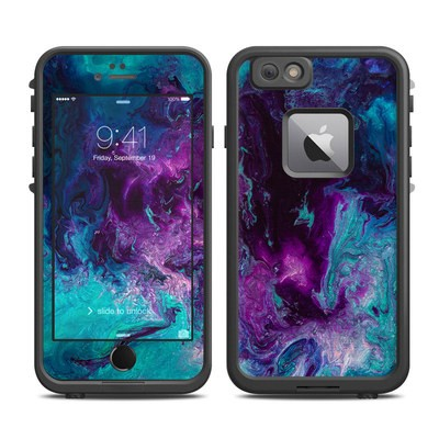 Lifeproof iPhone 6 Plus Fre Case Skin - Nebulosity