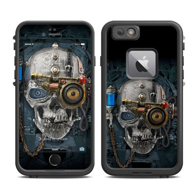 Lifeproof iPhone 6 Plus Fre Case Skin - Necronaut