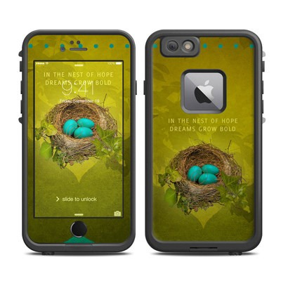 Lifeproof iPhone 6 Plus Fre Case Skin - Nest of Hope