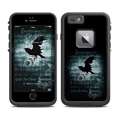 Lifeproof iPhone 6 Plus Fre Case Skin - Nevermore